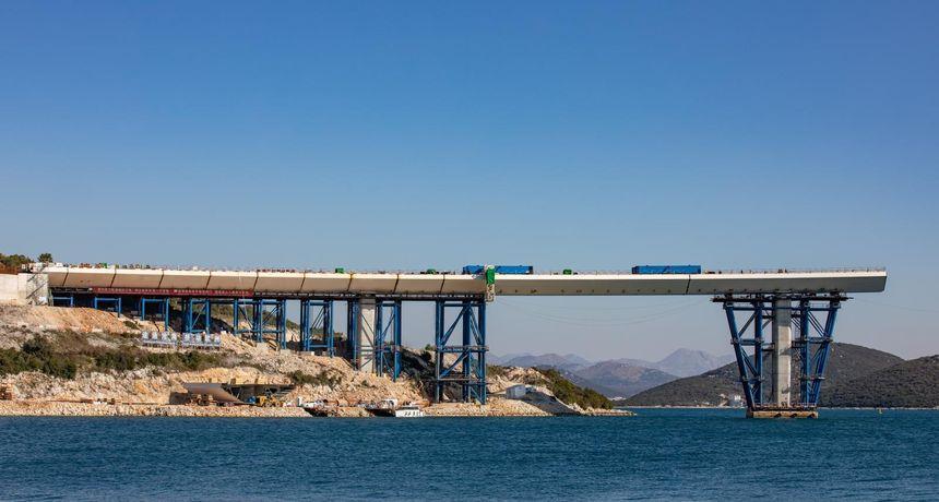 Gradnja Pelješkog mosta kao trn u oku Europske komisije: Navodno se uvodi zakon protiv kineskih tvrtki