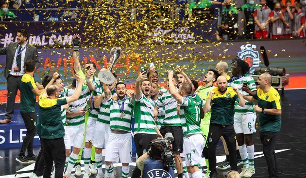 Lisabonski Sporting pobjednik futsal Lige prvaka
