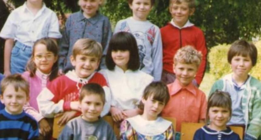 Zvijezda 'Života na vagi' objavila fotku iz djetinjstva: 'Jel vi vidite koja sam ja? 1. razred osnovne'