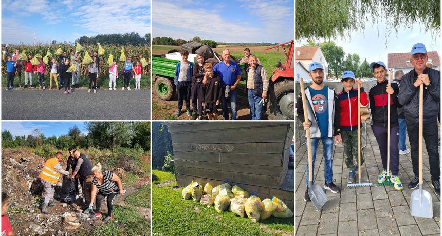 FOTO Zelena čistka: Grad Mursko Središće dio kampanje zaštite okoliša