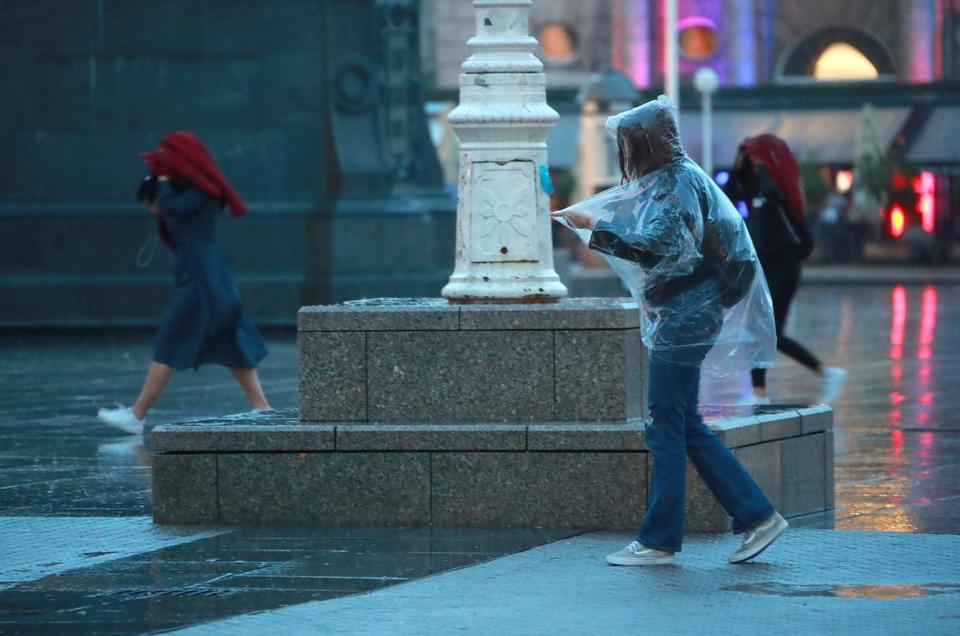 Prvi dan jeseni u Zagrebu - promjena vremena, kiša, zahlađenje...