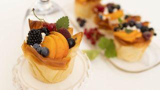 Hrana fina by Jozefina: Košarice od vučenog tijesta sa sezonskim voćem idealan su desert za cijelu obitelj
