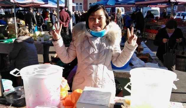 Iz Sibira preselili u Baranju, a danas prodaju na osječkoj tržnici