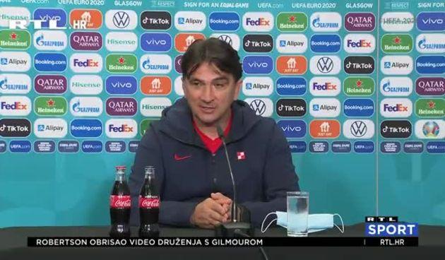 Hrvatska stigla u Glasgow na utakmicu istine: 'Nema straha za sutra' (thumbnail)