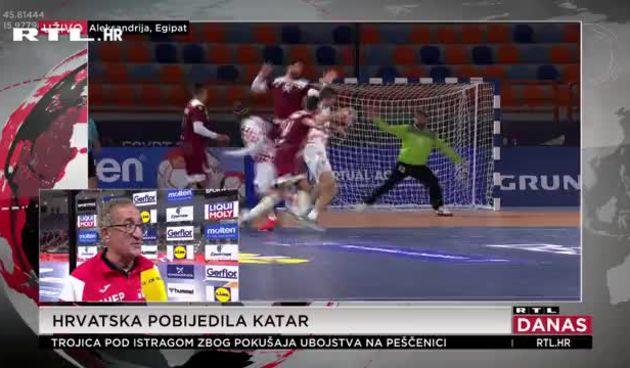 Prve reakcije Line Červara nakon utakmice (thumbnail)