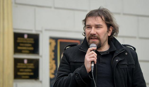 Prosvjed 'Buđenje', Matija Mikac