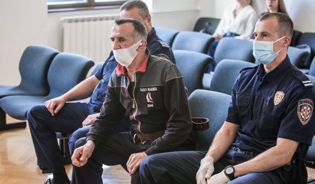 Svjedokinja masakra u Centru za socijalnu skrb: 'Pucao je u sljepoočnicu. Ivan je ležao u krvi'