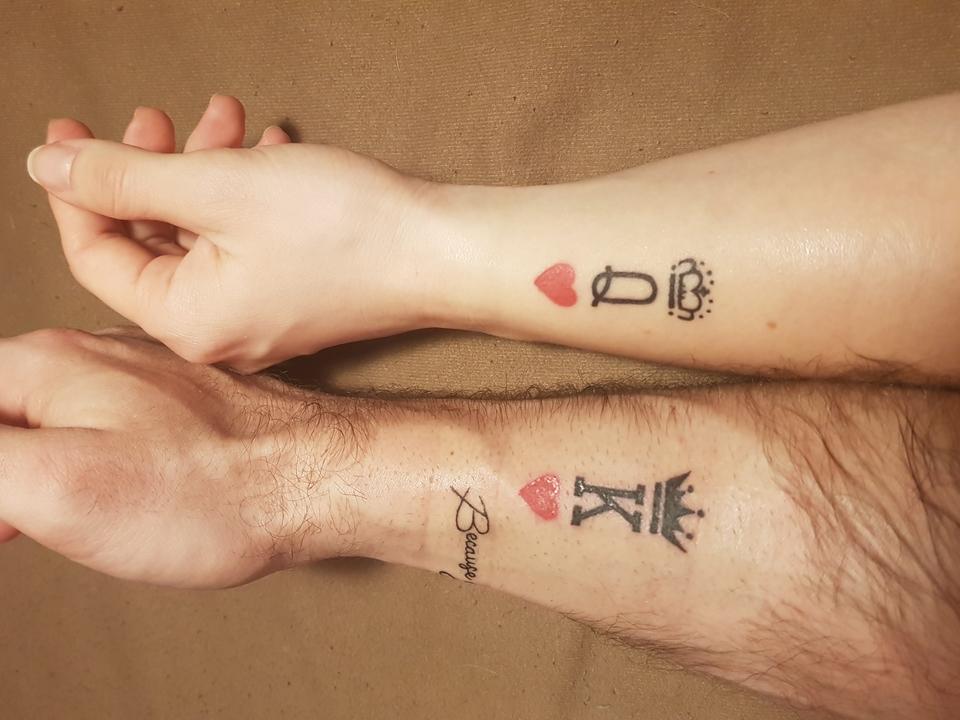 Ljubav ispisana tintom