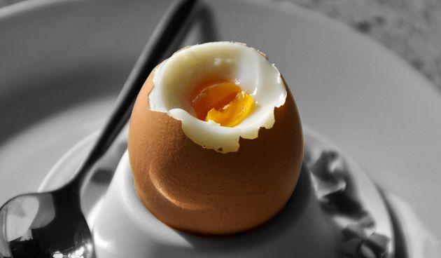 Jaje, kuhano jaje