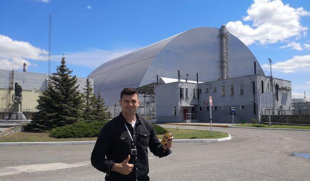 Černobil, reportaža