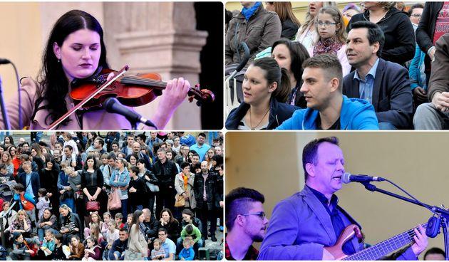 U Varaždinu održan koncert duhovne glazbe