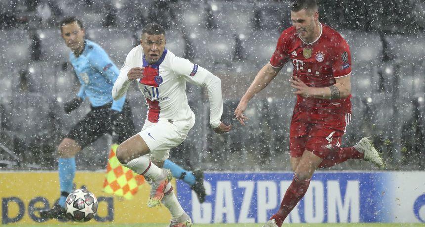 PSG slavio u fantastičnoj utakmici u Münchenu i napravio veliku prednost