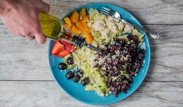 Ulje na salati