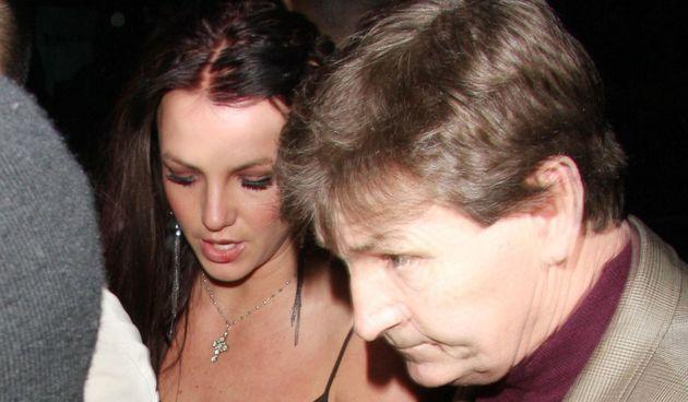 Britney i Jamie Spears