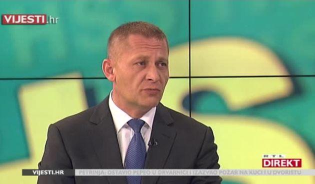 Predsjednik HSS- Krešimir Beljak kaže: