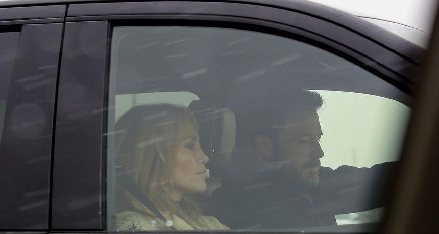 Prve fotografije Bena i J.Lo nakon pomirenja: Afera bivših zaručnika traje duže nego što mislimo?!