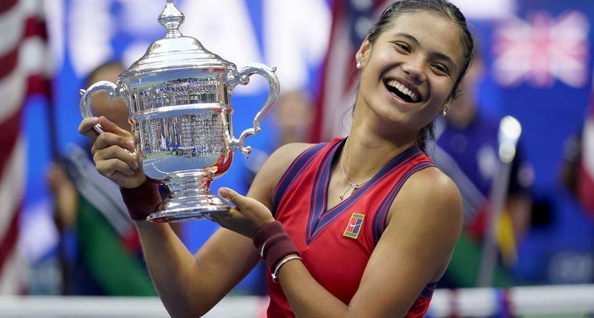 Finale tenisačica na US Openu gledanije od muškog finala