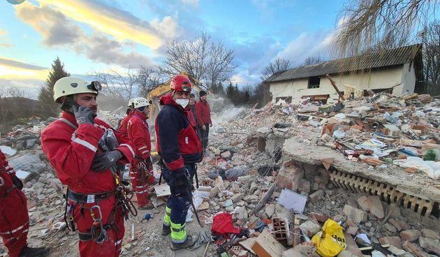 hgss, potres petrinja