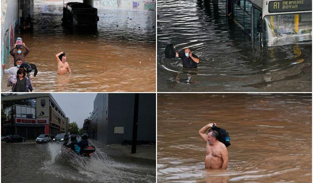 Poplava grčka