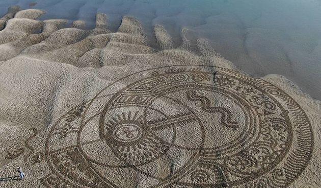 Čarolija na dravskom pijesku