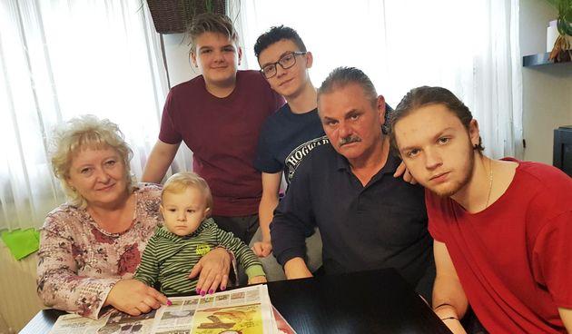 U kući obitelji Jezernik u Mihovljanu uvijek je živo