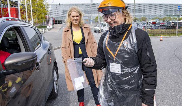 Švedska, koronavirus