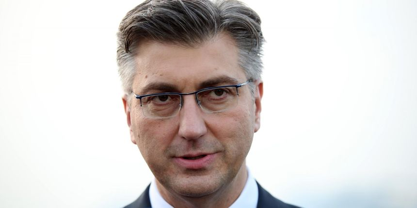 Plenković: 'Nisam se čuo s Brkićem, Žalac radi svoj posao'