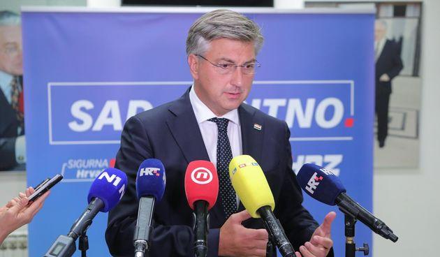 HDZ Plenković