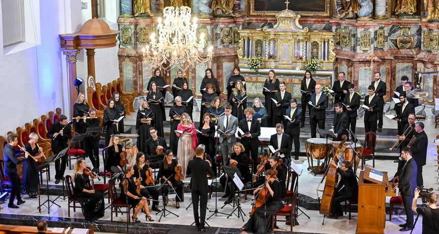Varaždinske barokne večeri i ove godine s EFFE Label-europskom oznakom