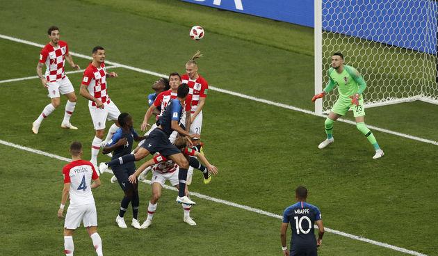 Francuska - Hrvatska