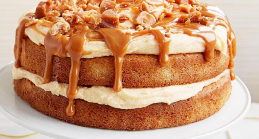 Ako volite karamelu, ova će vas torta oduševiti, a lako ju je i napraviti!