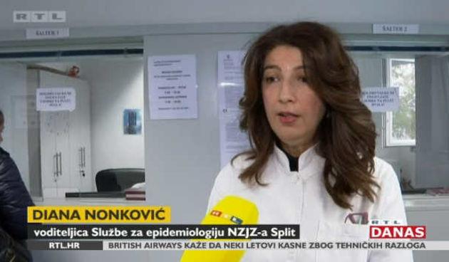 Počela je epidemija gripe. Sve je više potvrđenih slučajeva zaraze  u Hrvatskoj. Prvi su evidentirani u Zagrebu i Splitu.   M: Ove je godine gripa stigla ranije nego prethodne, a iako je stiglo više cjepiva nego lani - u ordinacijama ga je ponestalo.  (th