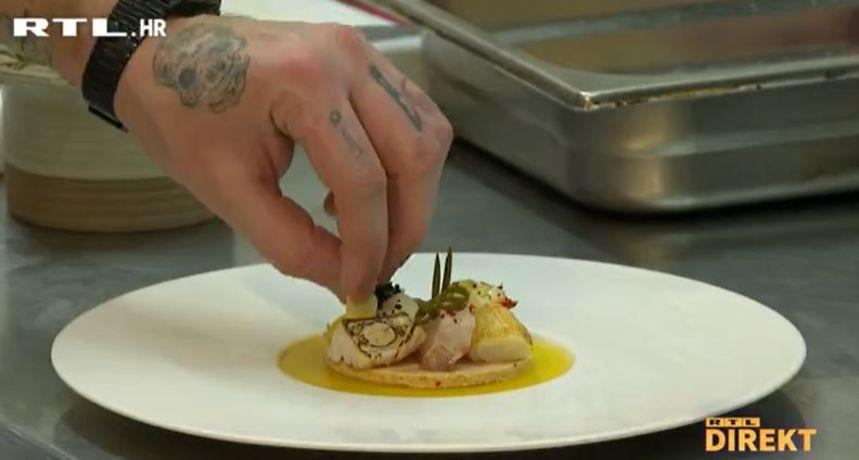 Što se jede u restoranima s Michelinovim zvjezdicama? 'Pjenica s govedinom, prepelice s tartufima i lavandom, a ovo je gibanica'