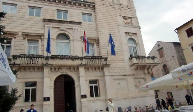 Grad Zadar, gradska uprava