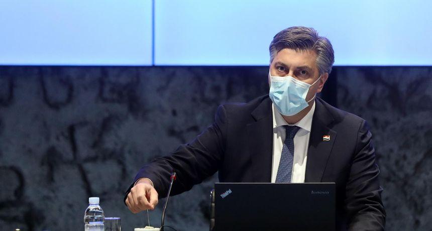 Plenković odgovorio Grbinu: Izjava mu jadna i potpuno politički promašena