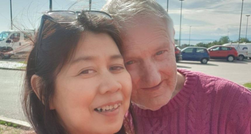EKSKLUZIVNO - Marijan otkrio detalje ljubavi s Patty: 'Prvi put me otkantala, a čim prodam kuću, selim na Tajland'