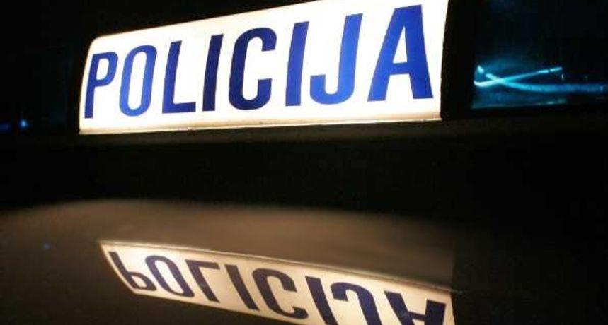 Sudar na cesti Benkovac-Žažvić: Jedna osoba teško ozlijeđena