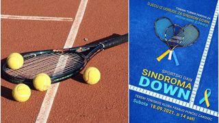 SVI STE POZVANI! Udruga za sindrom Down Međimurske županije u subotu organizira teniski turnir parova