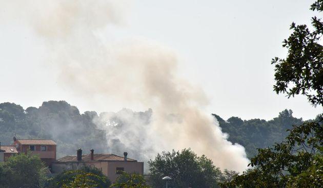 Požar u Metisu