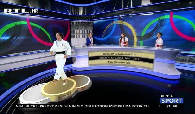 RTL Sport odbrojava do OI: Barbara Matić i Ivan Kvesić s titulama svjetskih prvaka idu u Tokio (thumbnail)