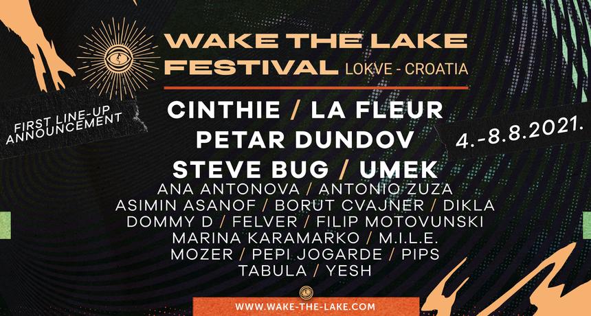 Wake the Lake: doživite čaroliju na totalno drugačijem festivalu