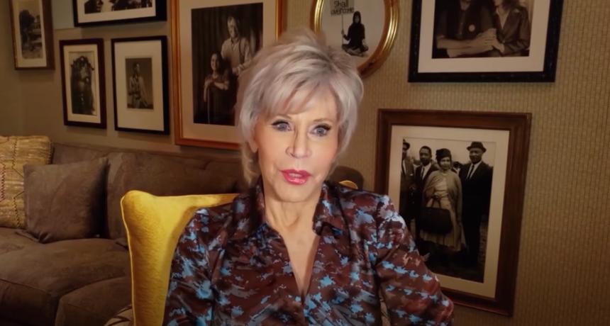 Jane Fonda podržala Radu Borić i Možemo!: 'Naprijed Rada! Glasajte za listu broj 3!'