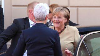 Angela Merkel, Jadranka Kosor