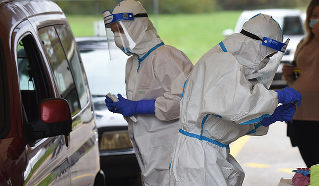 Brzo antigensko testiranje u susjednoj Sloveniji i dalje obvezno za prekogranične radnike, Dom zdravlja Ozalj do sad proveo 1 964 testa