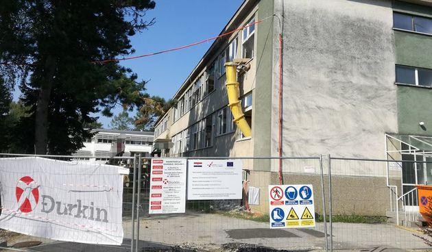 Krenuli radovi na rekonstrukciji 'stare interne' vrijedni više od 30 milijuna kuna