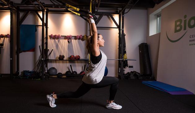 mama u formi trx trening