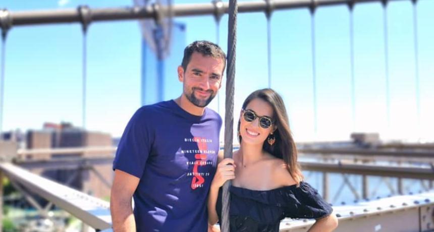Marin Čilić i supruga Kristina otkrili sretnu vijest: 'Naša mala obitelj je narasla za još jednog člana'