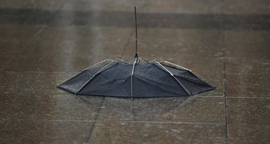 Zagreb pogodila obilna, ali kratkotrajna kiša: Najviše problema u istočnom dijelu grada