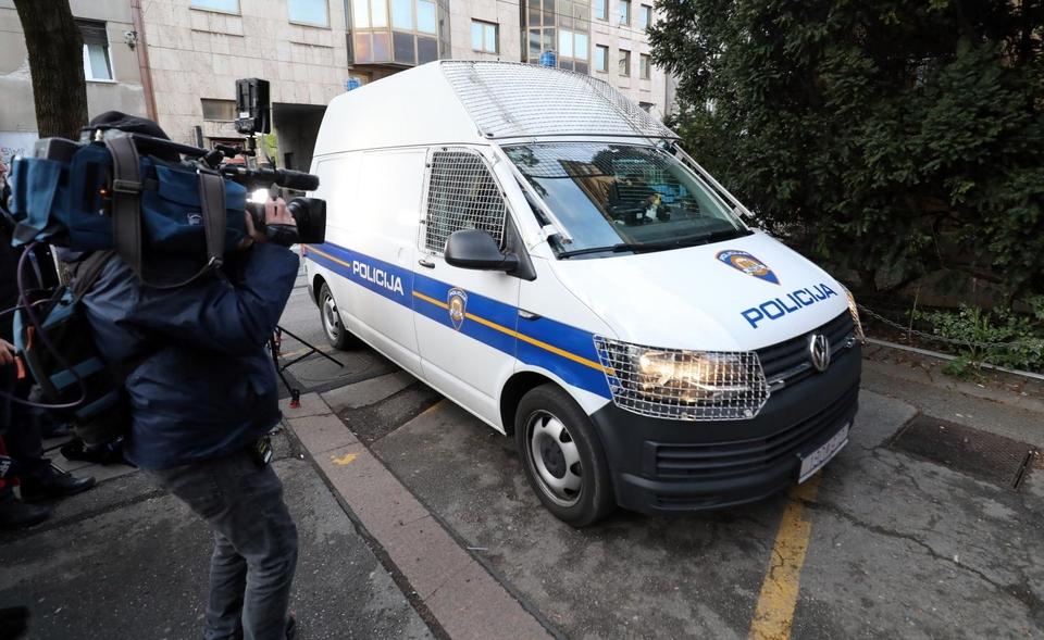Dragan Kovačević i ostali dovedeni na ispitivanje u USKOK