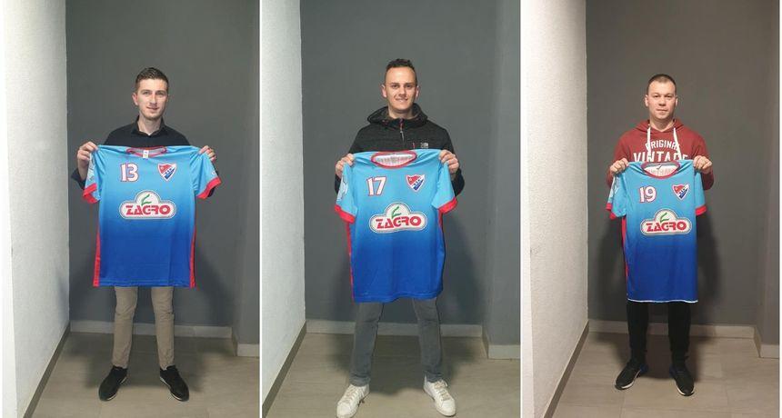 IDU PO NASLOV BSK iz Belice doveo tri nova igrača, cilj osvajanje prvenstva